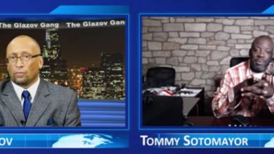 Photo of Radio Host Tommy 'Tj' Sotomayer:  Fatherless in Black America