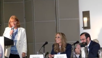 Photo of Pamela Geller and Robert Spencer on Islam:  We Are Living in an Age of Fear