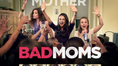 "Photo of A (Good) Mom Reviews Movie, ""Bad Moms"""