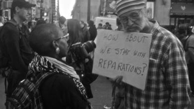 "Photo of Reparations Reframed as ""Reconciliation Fund"" in Billion-Dollar Proposal by Slave Descendants"