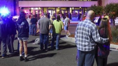 """Photo of Jihadist Refers to 'Allah', Stabs 8 Non-Muslims in Minnesota Mall, ISIS Claims Responsibility:  """"MOTIVE UNKNOWN"""""""