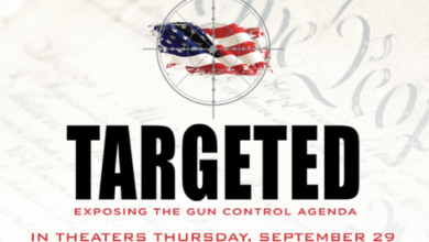 "Photo of ONE NIGHT ONLY: Movie ""Targeted, Exposing the Gun Control Agenda"""
