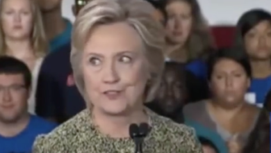 Photo of Latest Health Question: What's Causing Hillary to Go Cross-Eyed?