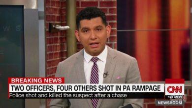 Photo of Breaking: Gunman Dead after Bizarre Shooting Rampage in Philadelphia