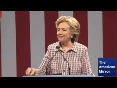 Hillary's STILL Coughing