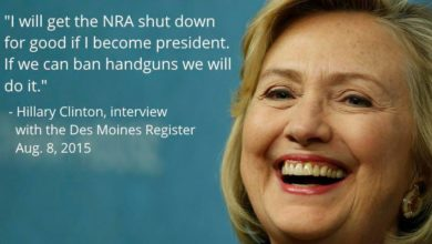 Photo of Gun Rights: A Target of Hillary Clinton's Presidency