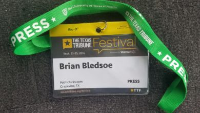 Photo of Activism in Action: PolitiChicks Reporter Attends Left-LeaningTexas Tribune Festival Mostly Pro-Abortion, Anti-Gun