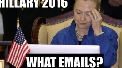Photo of BREAKING: FBI's James Comey Reopens Investigation of Hillary's Email Server-Gate