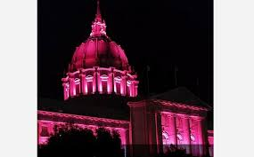 Photo of San Francisco's City Hall Goes Pink to Celebrate Birthday of Planned Parenthood Abortions