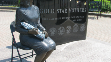 Photo of Gold Star Mothers:  No Greater Love