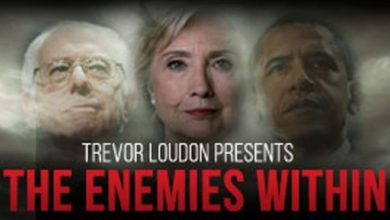"Photo of Trevor Loudon Discusses ""The Enemies Within"""