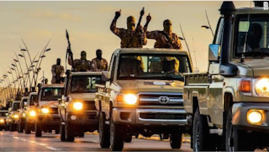 Photo of Daniel Greenfield:  What Will Replace ISIS?