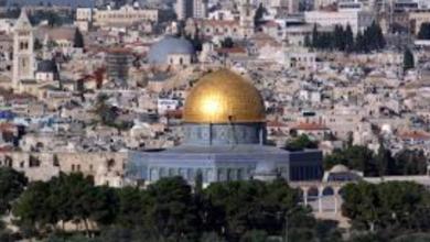 Photo of Israeli David Weissman:  U.S. Embassy in Jerusalem? Absolutely!