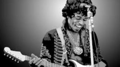 Photo of Michael Ingmire:  Why Jimi Still Matters