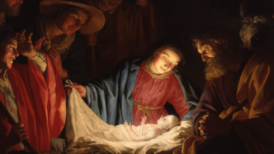 Photo of The Christmas Story:  A Time of No Fear