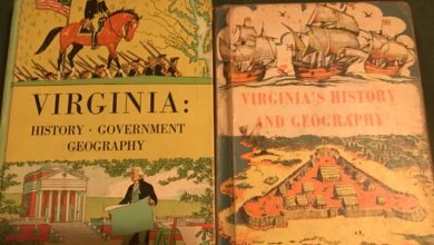 Photo of A Painful Lesson Virginia Learned When Gov't Took Over Textbook Writing