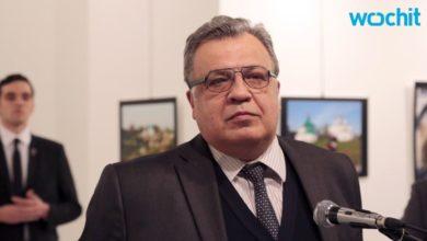 Photo of BREAKING: Russian Ambassador to Turkey Assassinated in Ankara