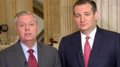 Photo of Cruz and Graham Team Up to Block Taxpayer Dollars from Going to UN
