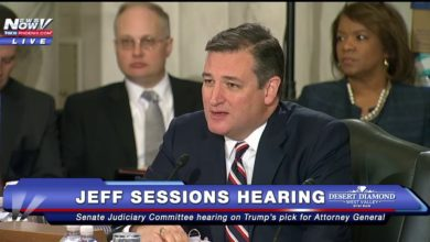 Photo of EPIC: Ted Cruz Masterfully Describes Hypocrisy of Dem Party During Sessions' Confirmation Hearing