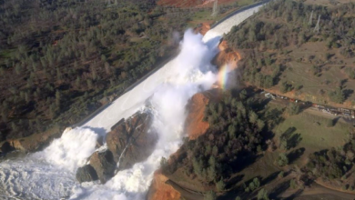 "Photo of Tim Donnelly via Breitbart:  ""Jerry Brown's California Legacy is a Dam Failure"""