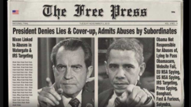 Photo of Do Obama's Scandals Matter?  Acc. to Nixon's Impeachment Articles, YES.