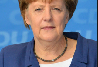 Photo of Angela Merkel: Agent of East German Socialist Globalism