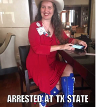 Photo of Texas GOP Legislator Prompts Arrest of Pro-Life Activist for Legally Recording Committee Meeting
