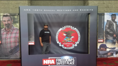 Photo of Where Can You Find 15 Acres of Guns & Gear? NRA Annual Meeting in Atlanta!