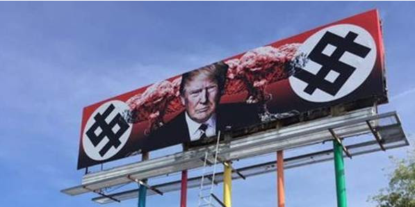 Phoenix Non-Profit Responsible for Anti-Trump Billboard Bankrolled by Phoenix Tax-Payers
