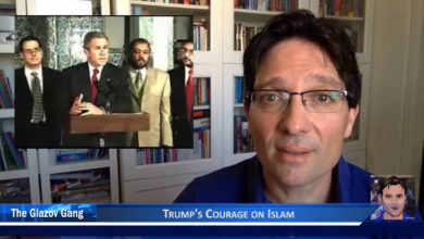 Photo of Dr. Brian of London: President Trump's Courage on Islam