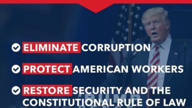 Photo of It's Time to Restore Security and The Constitutional Rule of Law