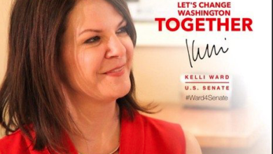 Photo of Q & A with U.S. Senate Candidate Kelli Ward