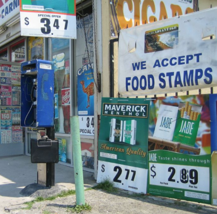 Changes to Food Stamp Program