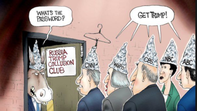 """Photo of Possibly, Maybe, Perhaps, """"Proof"""" of Russian Collusion"""