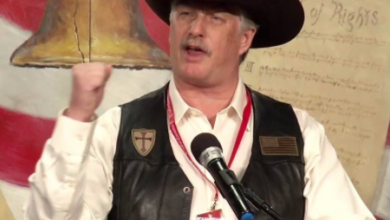 "Photo of ""Wild Bill"" Finlay Detained in Canada for Hate Speech, Full Speech Included"