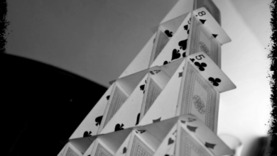 Photo of Language of the Left is a House of Cards