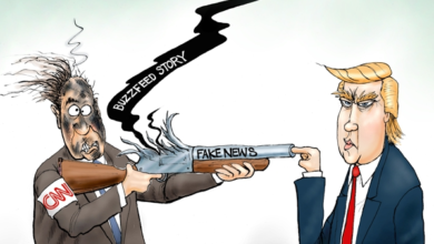 Photo of Daniel Greenfield: CNN's Fake News Machine