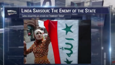 Photo of Linda Sarsour: The Enemy of the State