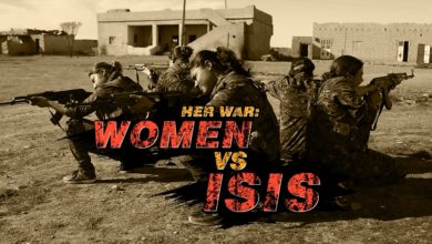 Photo of Meet The Women Fighting ISIS – The Women's Protection Unit