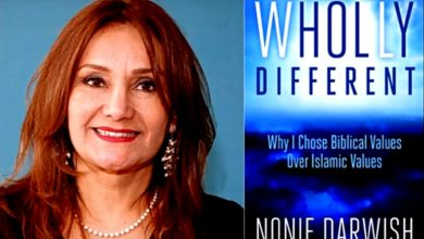 "Photo of Book Review: ""Wholly Different: Why I Chose Biblical Values Over Islamic Values"" by Nonie Darwish"
