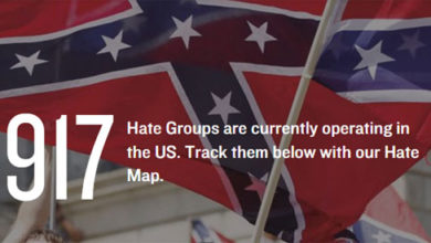 Photo of Mainstream Conservative Groups Alarmed to be Found on 'Hate Map'