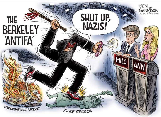 Antifa Politichicks