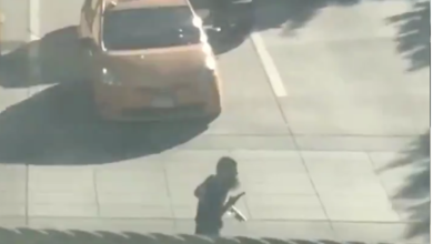 Photo of Islamic Terror Attack in NY by Muslim Immigrant With Criminal Record; 8 Dead
