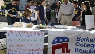 Photo of Berkeley College Republican Joy Chen: The (Political) Cupcake War of 2011