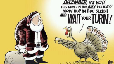 """Photo of Should We Just Go Ahead and Call Thanksgiving """"Pre Christmas""""?"""