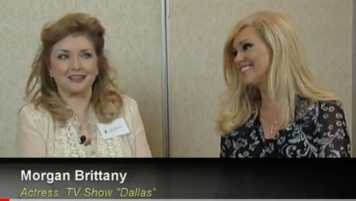Photo of Ann-Marie Murrell Interviews Morgan Brittany About Her Career in Western Films & TV Shows