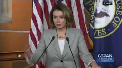 Photo of BREAKING: Nancy Pelosi Calls on John Conyers to Resign from Congress