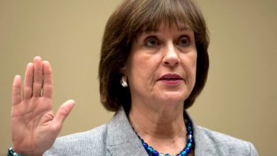 Photo of Lois Lerner Requests to Have Her Testimony in Tea Party Targeting Case Sealed Forever