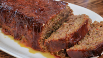 Photo of Christmas Meatloaf