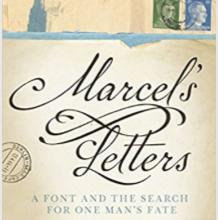 Photo of Book Review: Marcel's Letters by Carolyn Porter